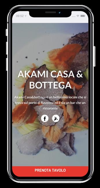 Il sito automatico del tuo ristorante