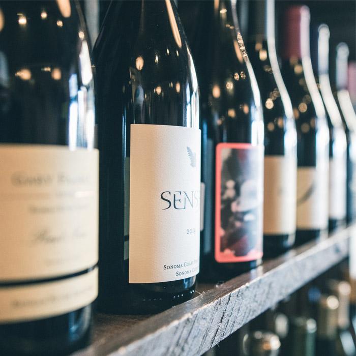 Wine Bar Le Fogge dell'Hotel Akropolis San Cataldo