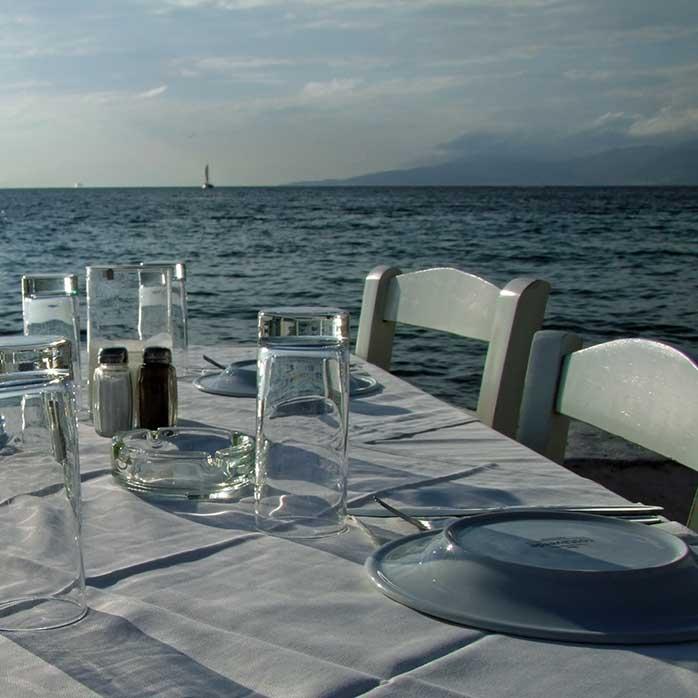 Beach Resort Restaurant Ristorante Bagni Neda Fiumaretta di Ameglia