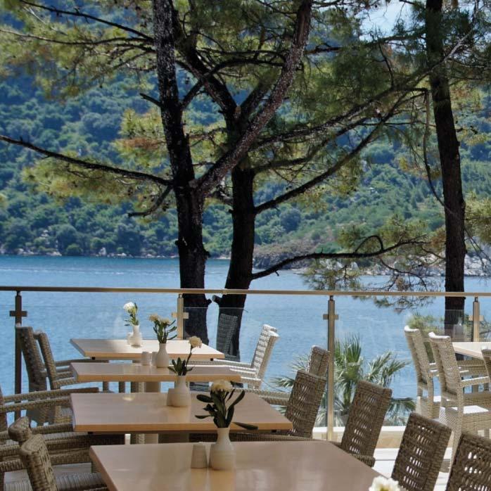 Beach Resort Restaurant Ristorante Minonda Chalet Porto San Giorgio