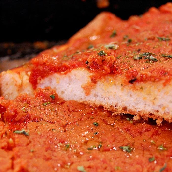 Pizza by the slice Pizzeria Rogi Sant'Egidio alla Vibrata