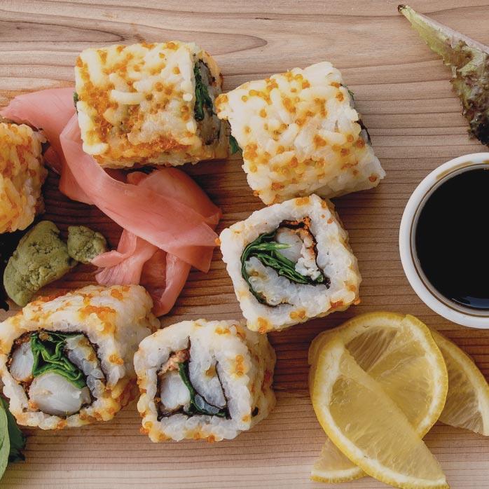 Sushi Sushi e Noodles - Tuscolana Tuscolano