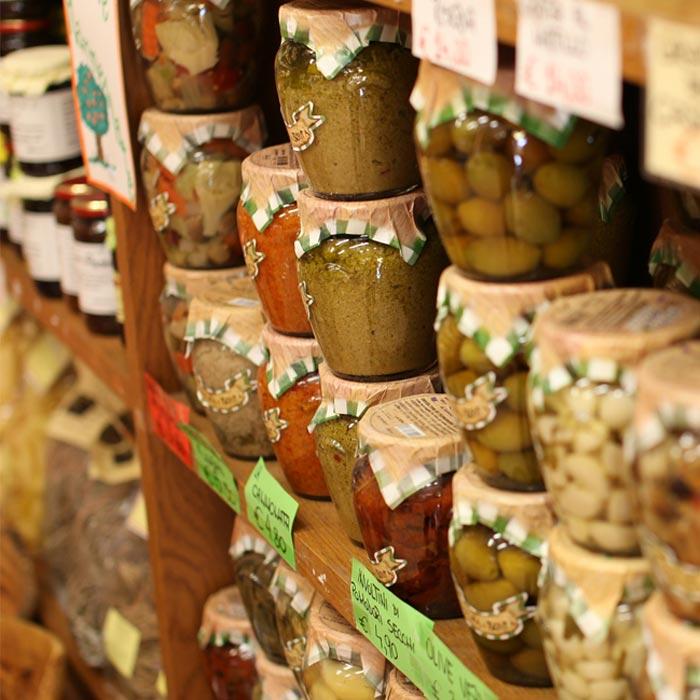 Bottega Un Monte di Sapori Monte San Savino