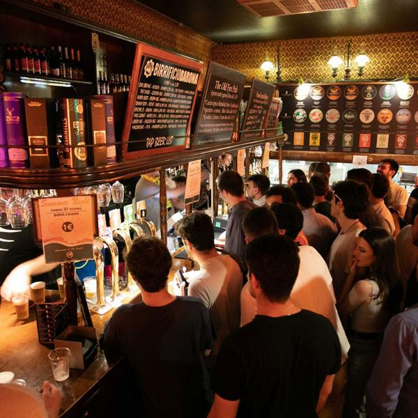 Old Fox Pub, Milano (3)
