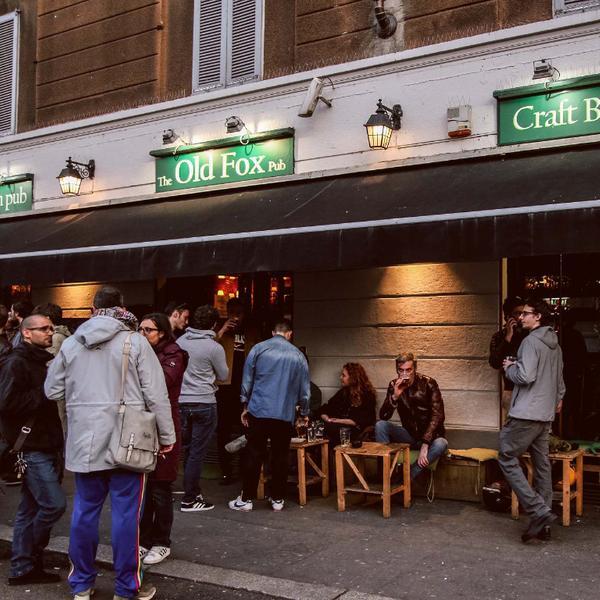 Old Fox Pub, Milano (5)