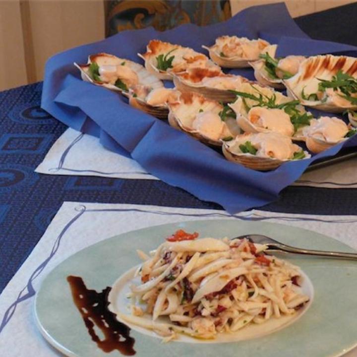 Cucina a base di pesce Hotel Capital, Cupra Marittima (5)