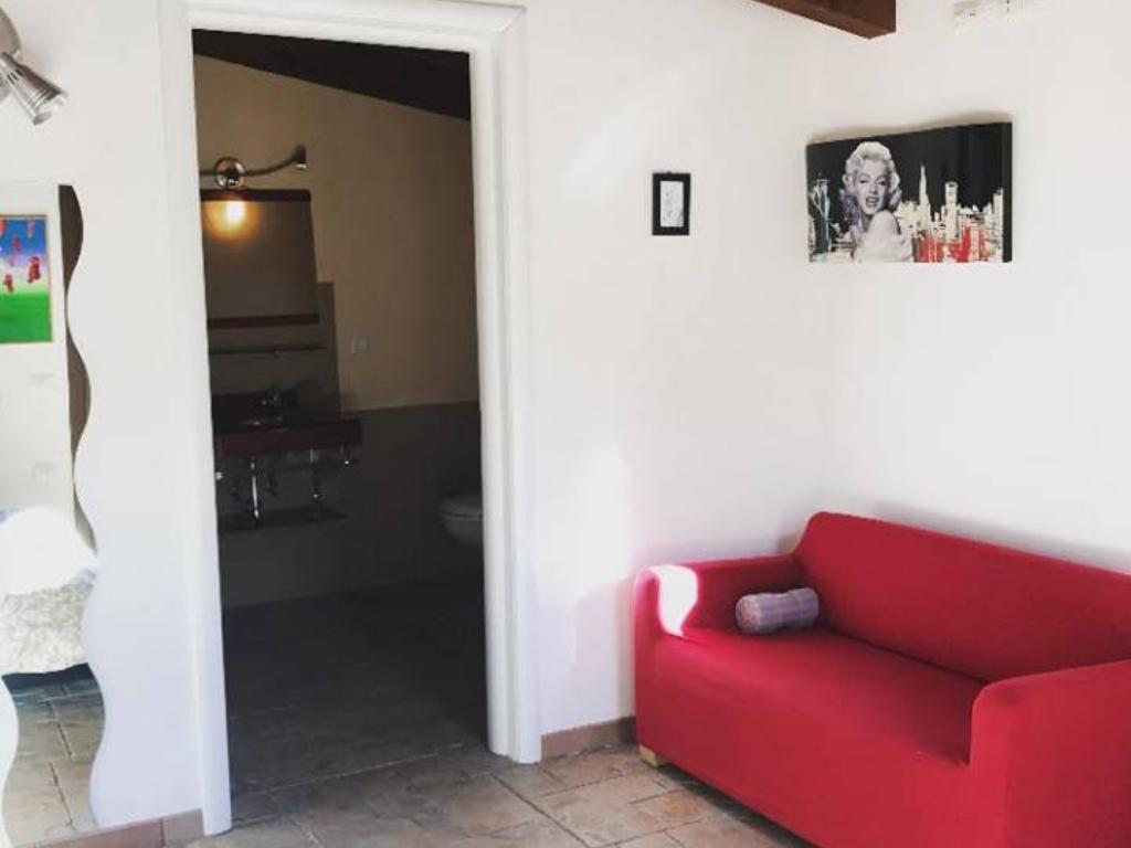 Stanza Studio In Casa rooms - casa fanny | bed & breakfast