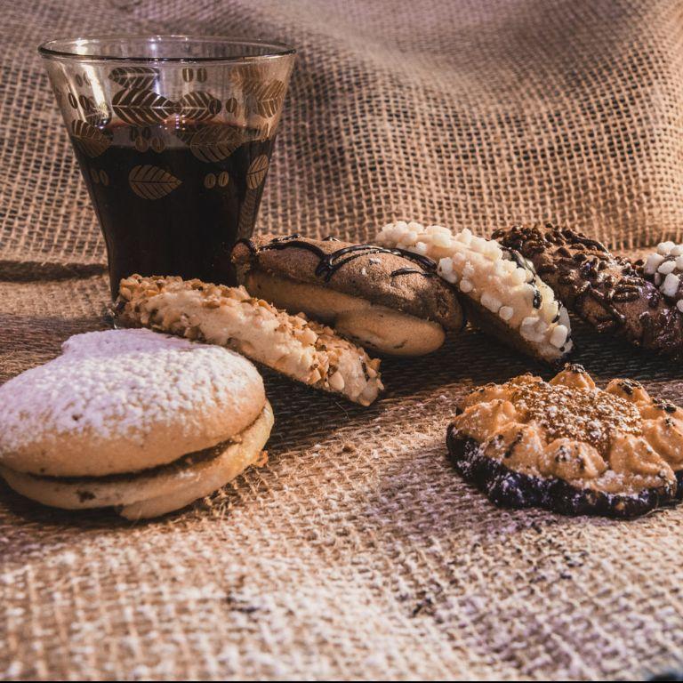 Dessert e Pasticceria Coffee Bar Dolce & Caffè Salerno