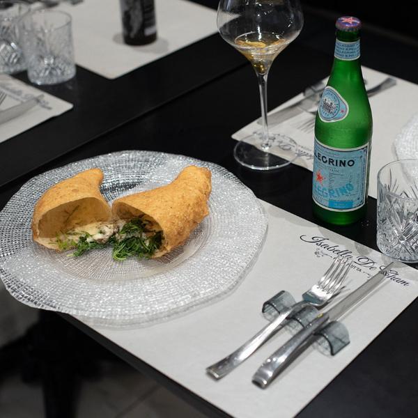 Isabella De Cham Pizza Fritta, Napoli (64)