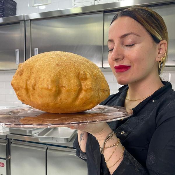 Isabella De Cham Pizza Fritta, Napoli (79)