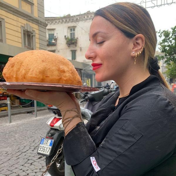 Isabella De Cham Pizza Fritta, Napoli (85)