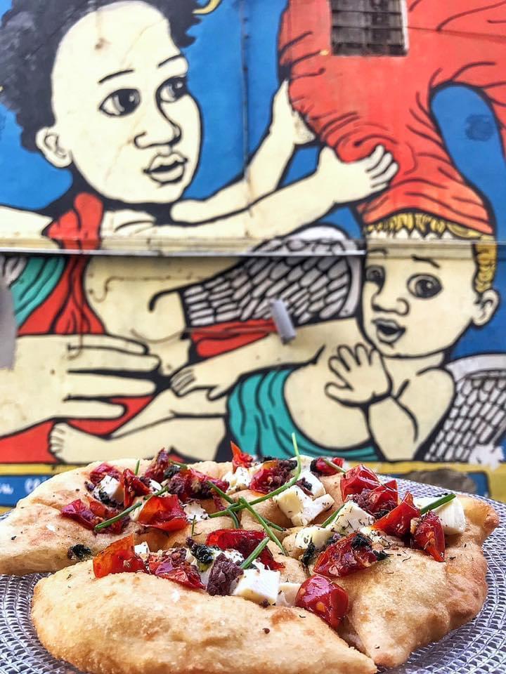 Isabella De Cham Pizza Fritta, Napoli (3)