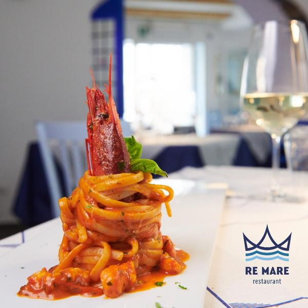 Re Mare Restaurant, Località Renella (34)