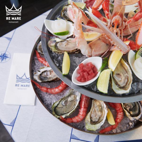 Re Mare Restaurant, Località Renella (35)