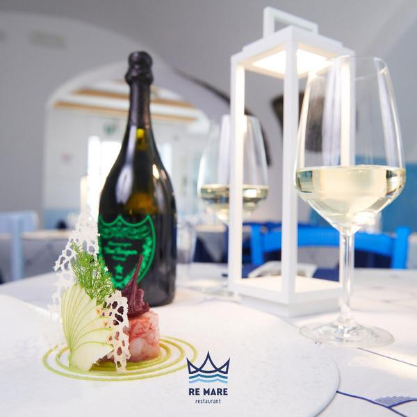 Re Mare Restaurant, Località Renella (36)