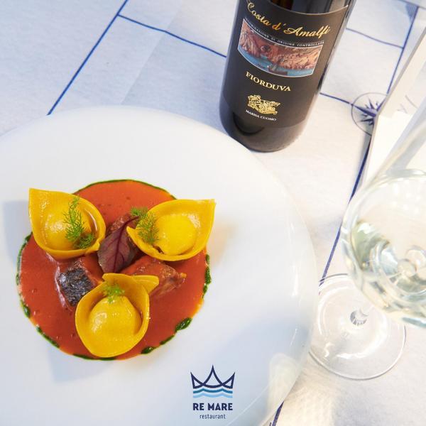 Re Mare Restaurant, Località Renella (37)