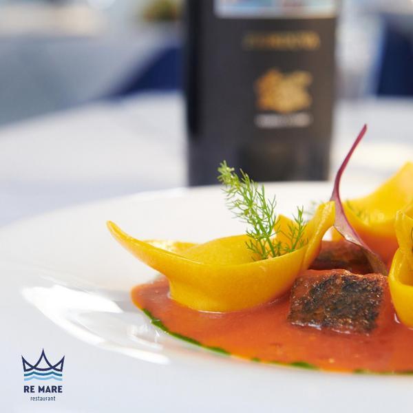 Re Mare Restaurant, Località Renella (38)