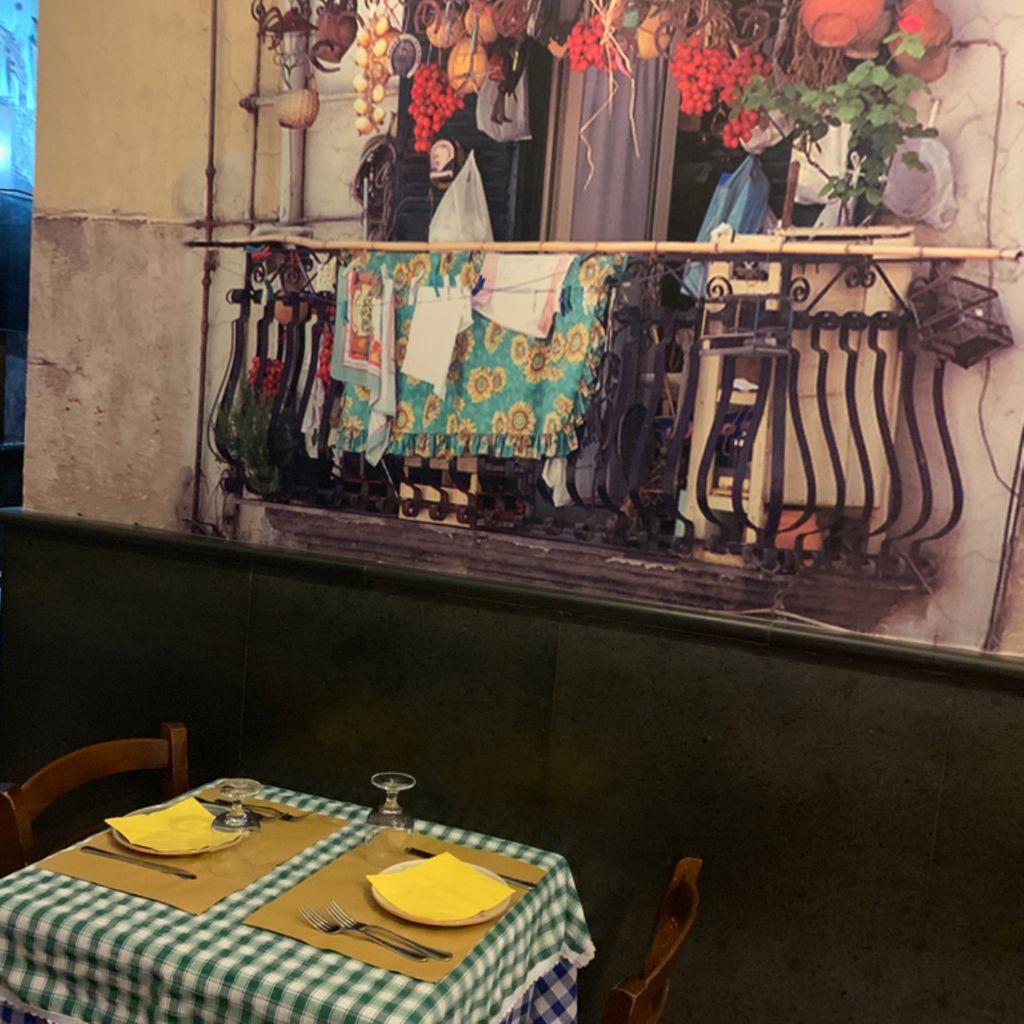 Tavern Trattoria Diner Il Gobbetto Vomero