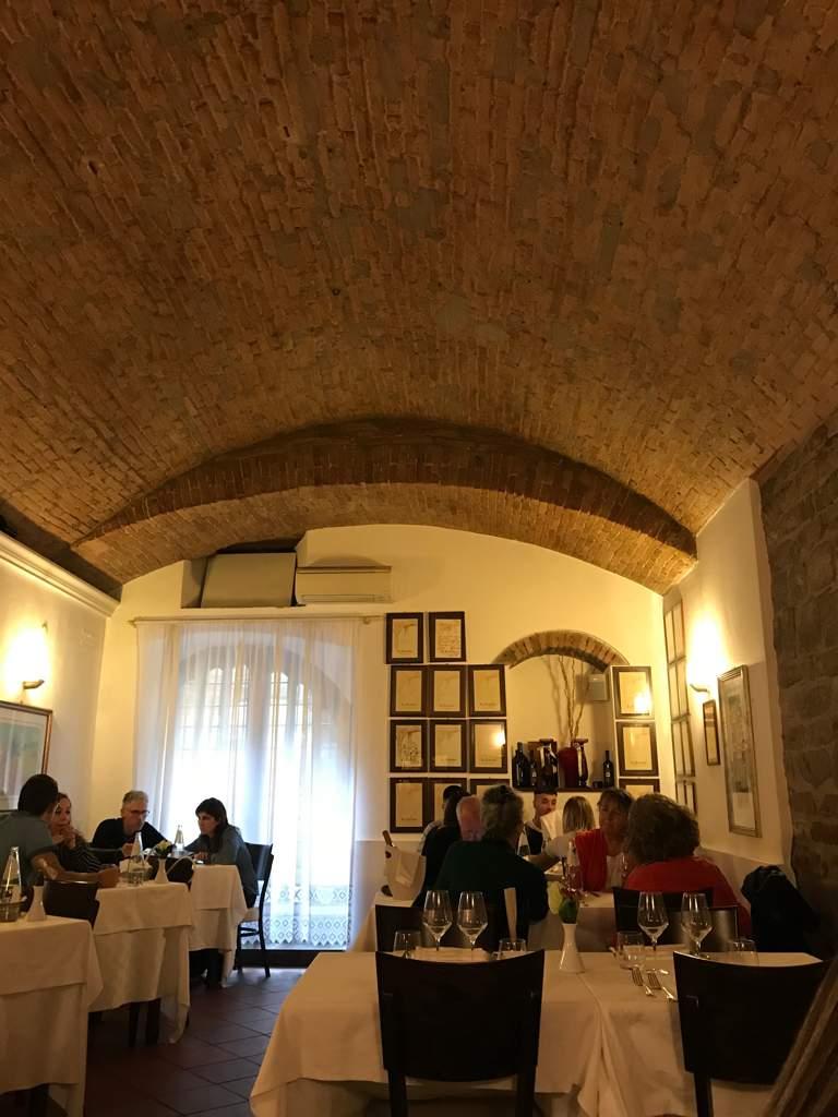 Trattoria La Taverna Perugia