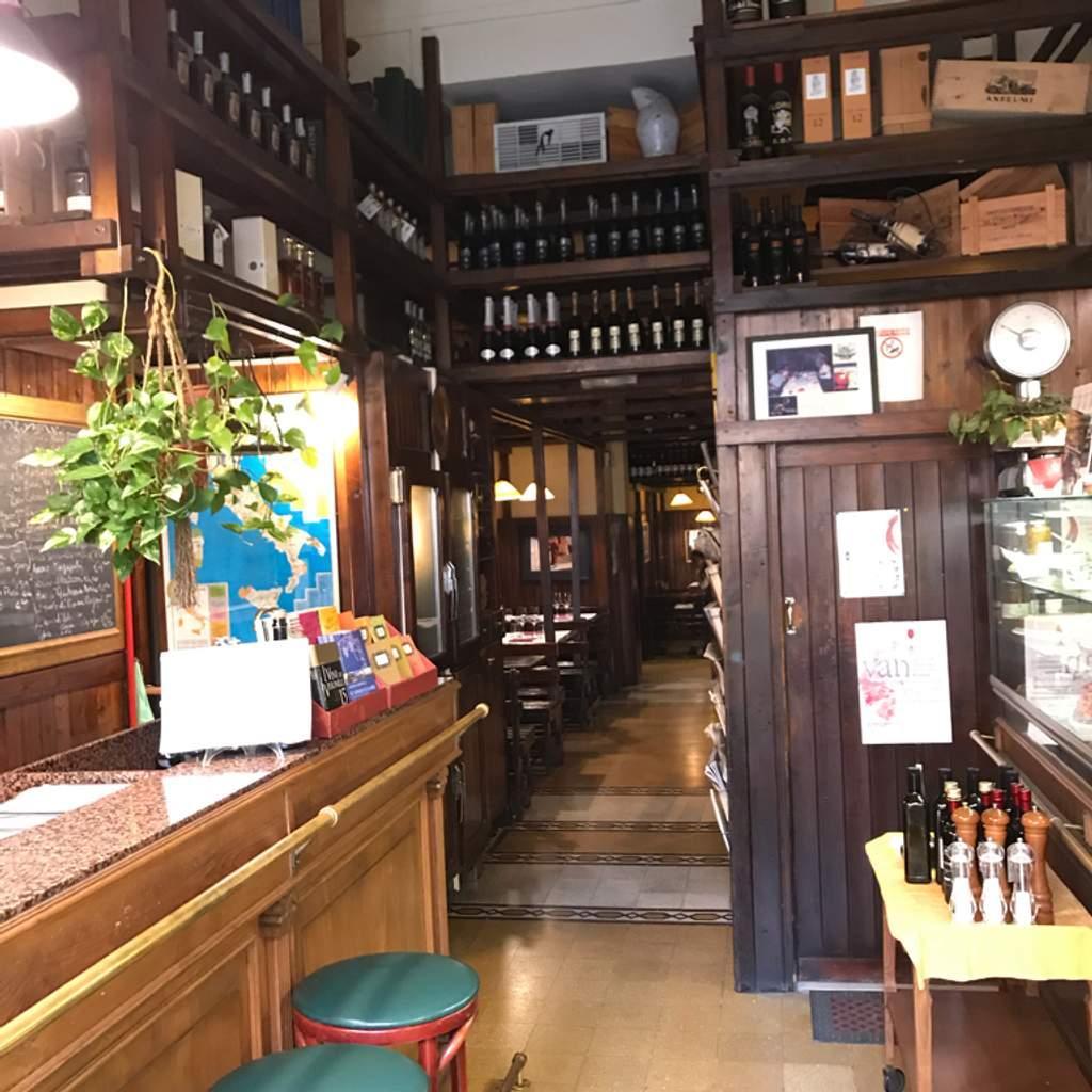 Restaurant Cavour 313 Campitelli