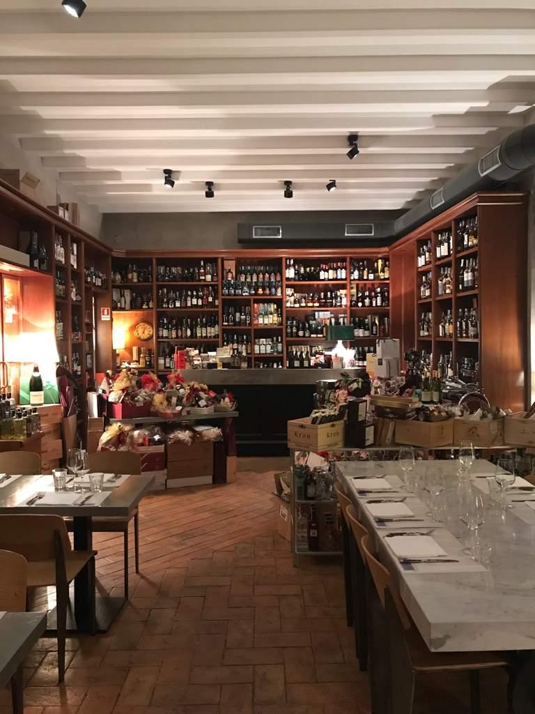 Wine Bar Del Frate Prati