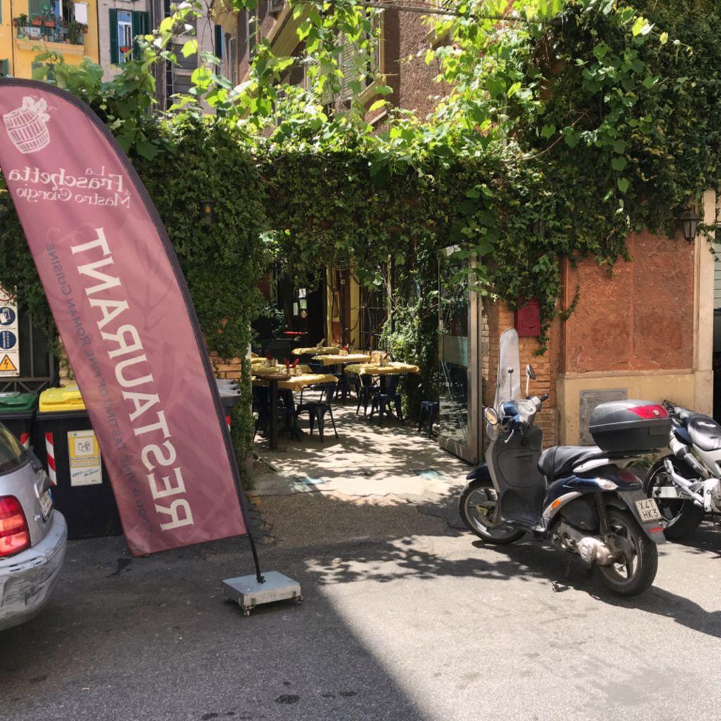 Restaurant La Fraschetta di Mastro Giorgio Ripa