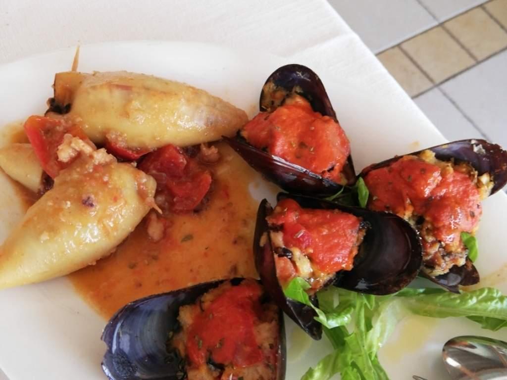 Restaurant Ristorante La Lancette Porto d'Ascoli