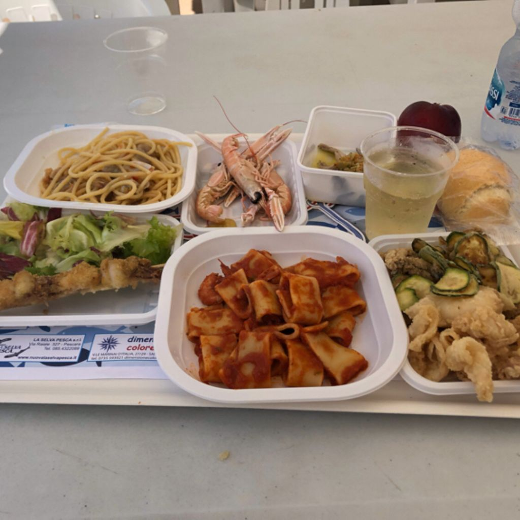 Diner Ristoro Al Porto San Benedetto del Tronto