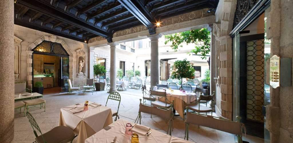 Restaurant Il Salumaio di Montenapoleone Milan