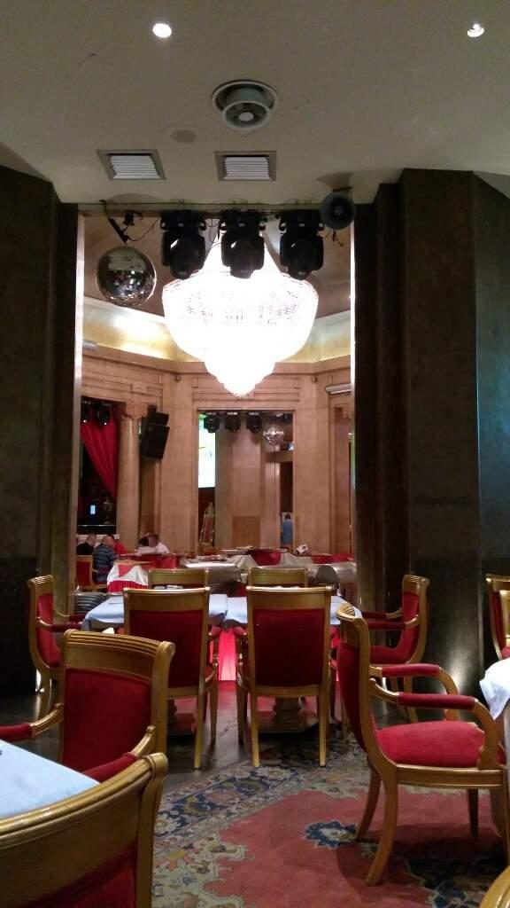 Restaurant le banque Milan