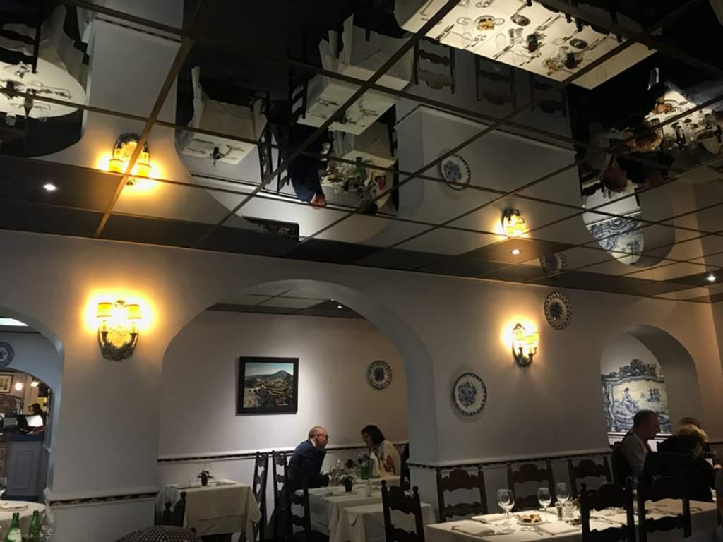 Restaurant Saudade Les Halles