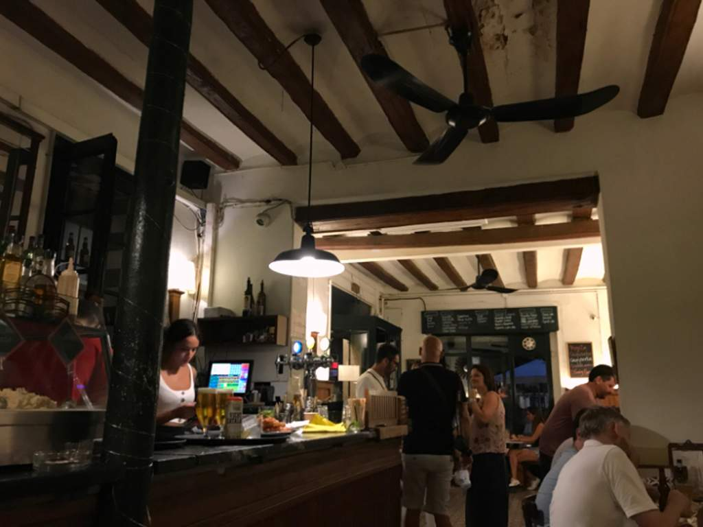 Restaurant Restaurante Sol Soler Gràcia