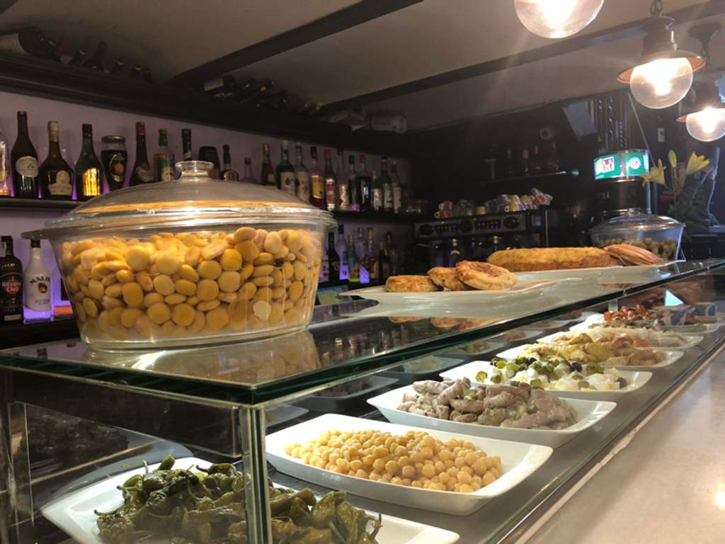 Coffee Bar Happy Hour & After-dinner La Llibertaria The Raval
