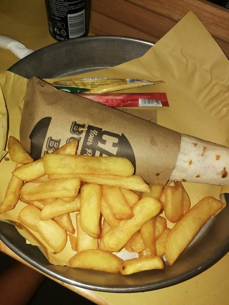 Restaurant Burger Bar Avellino