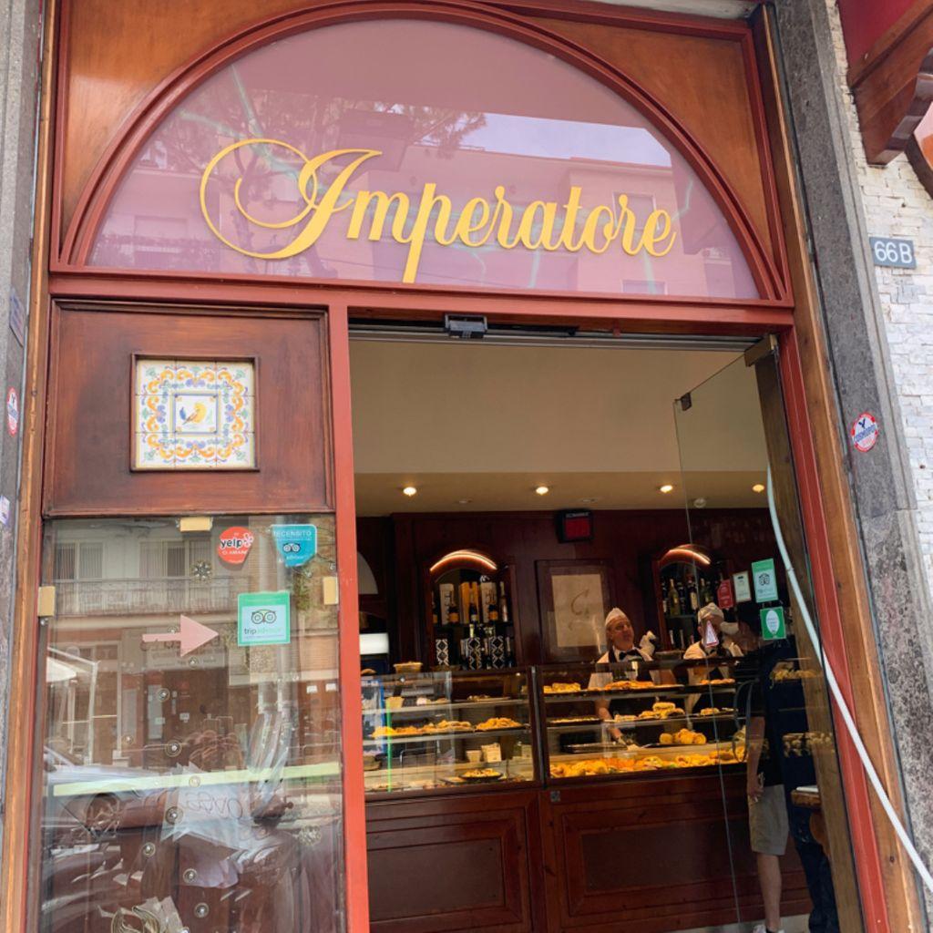 Deli Diner Restaurant Rosticceria Imperatore Capodimonte