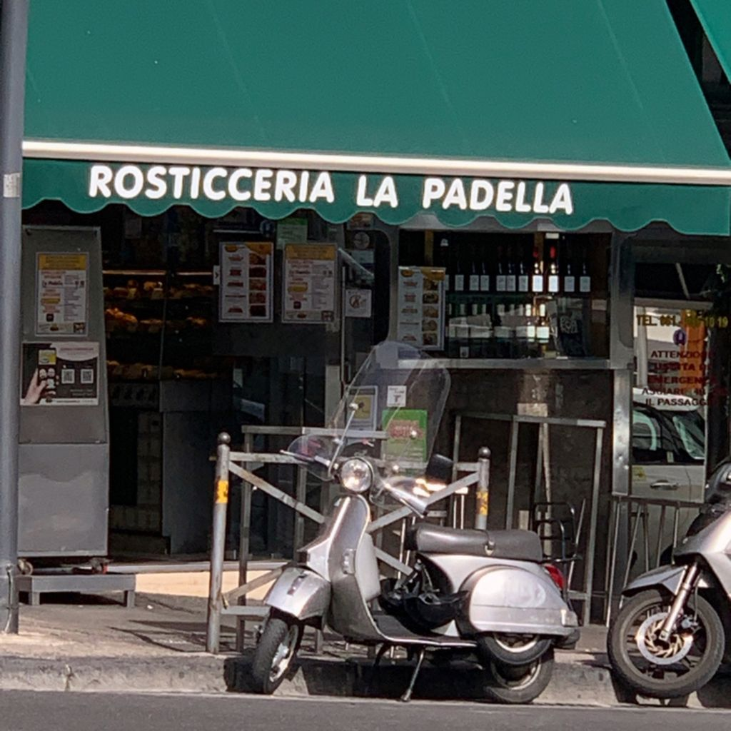 Fast Food Rosticceria La Padella San Giacomo dei Capri