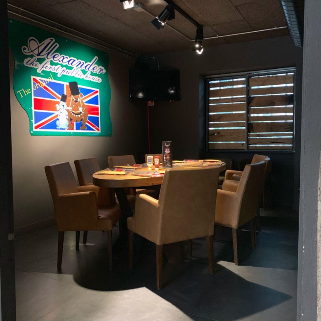 Gastropub Sandwich Shop BBQ Wine Bar Pub Fast Food Deli Alexander Pub Vomero