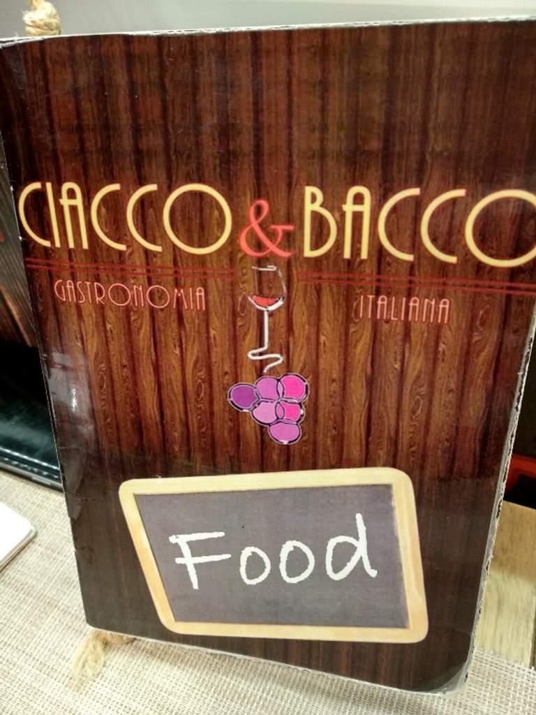 Bistro Ciacco&Bacco Esquilino