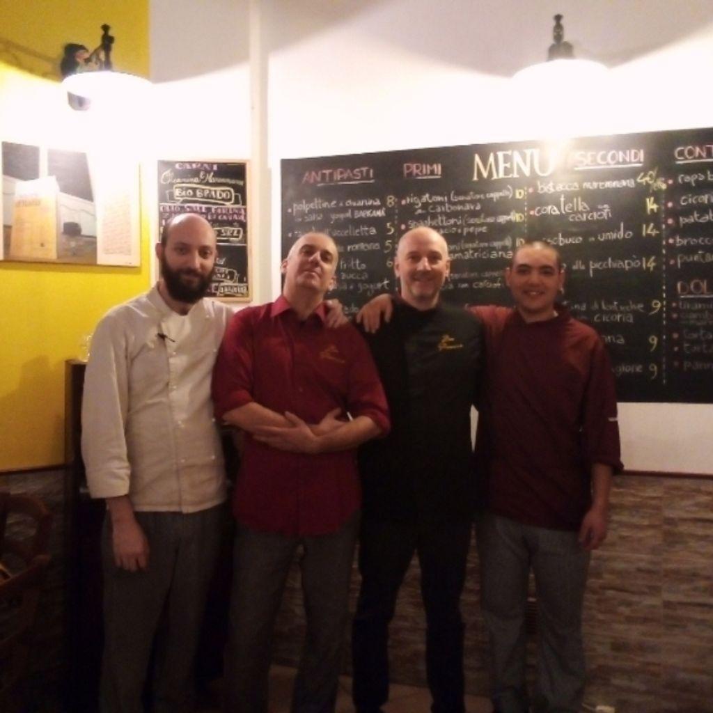 Trattoria Tavern Dar Parucca Prenestino