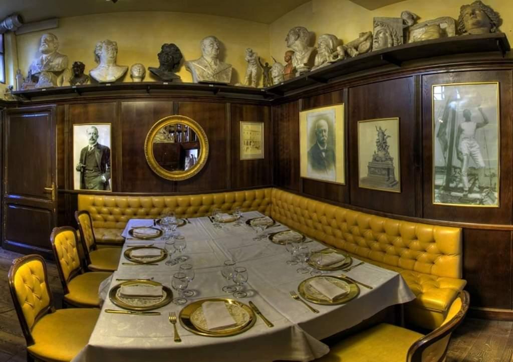 Ristorante Coffee Bar Ristorante Museo Canova Tadolini Pinciano