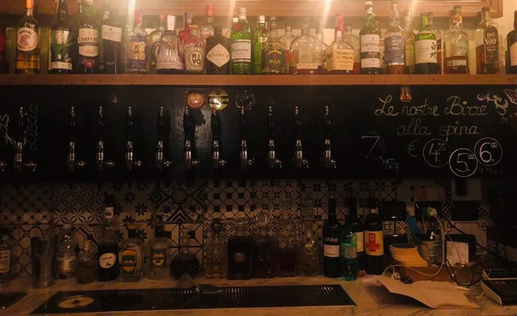 Happy Hour & After-dinner Coffee Bar Passus San Lorenzo da Brindisi