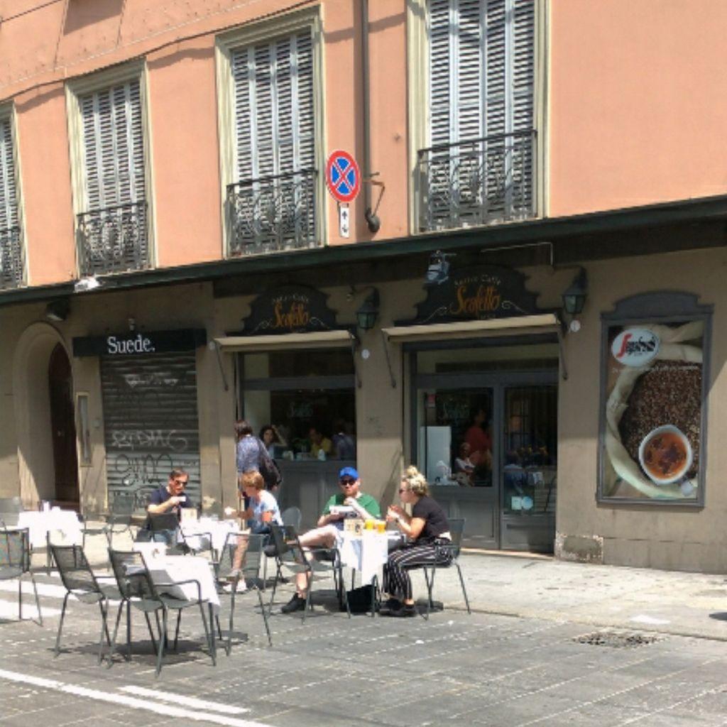 Coffee Bar Antico Caffe Scaletto Bologna