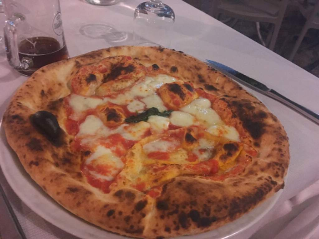 Pizza place Happy Hour & After-dinner Wine Bar Diner La Smorfia 2 Modena