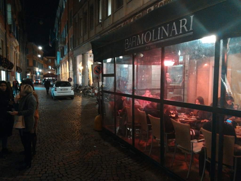 Coffee Bar Wine Bar Happy Hour & After-dinner Ice Cream Shop Sandwich Shop Bar Molinari Modena