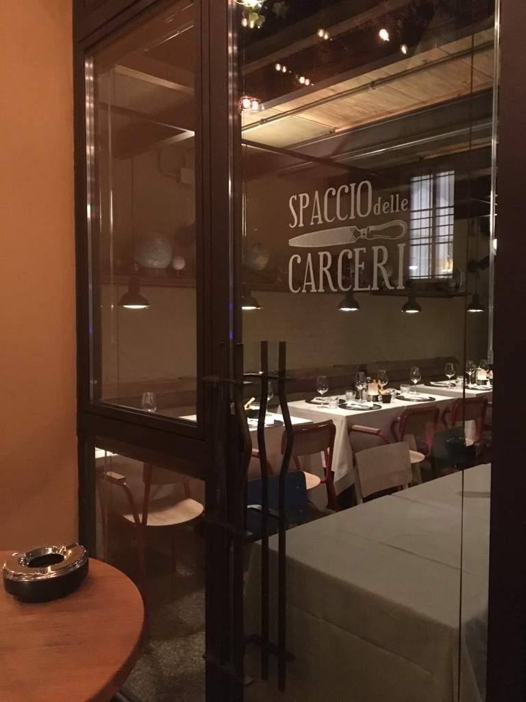 Restaurant Happy Hour & After-dinner Spaccio delle Carceri Modena