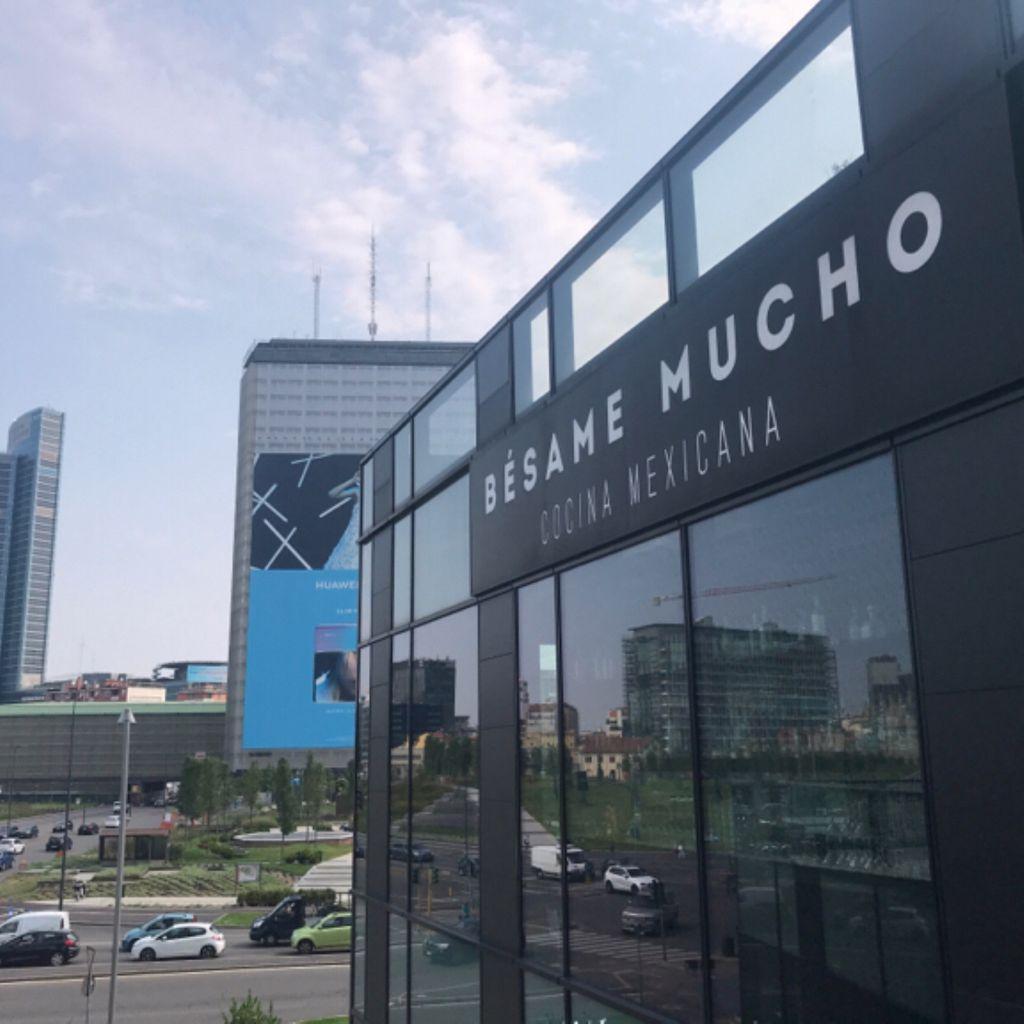 Restaurant Bésame Mucho Centro Direzionale