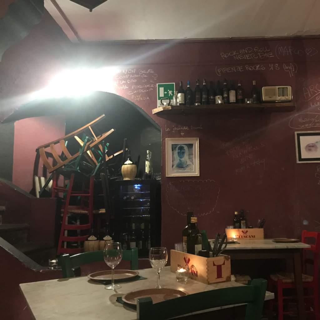 Restaurant I'Tuscani 2 Florence