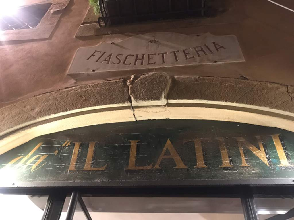 Restaurant Restaurante Il Latini Florence