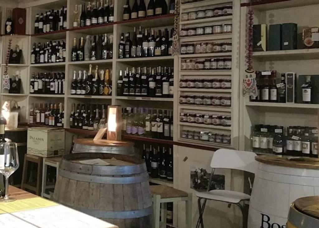 Wine Bar Vini e Delizie Florence