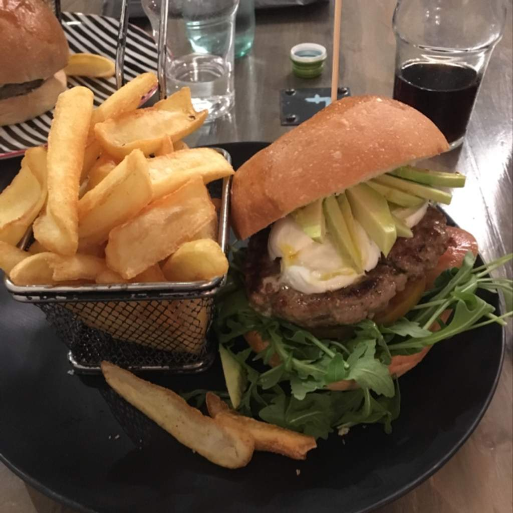 Restaurant Burger&Fry San Sisto